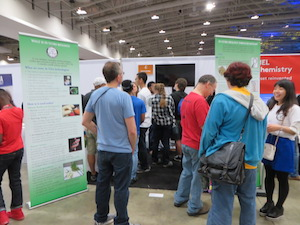 SIVB Exhibits at the USA Science and Engineering Festival 2016