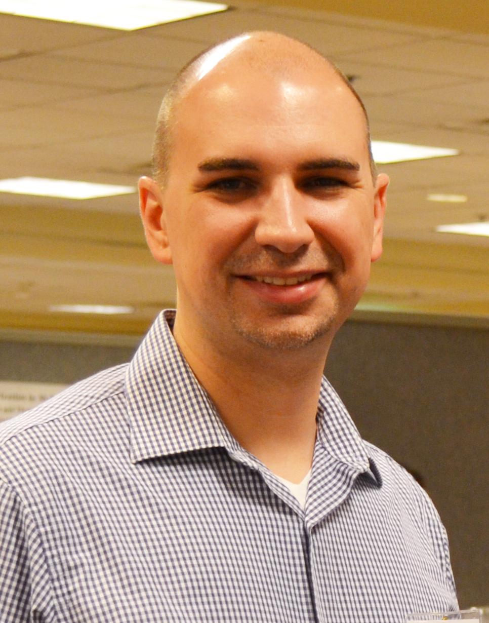 Dr. Joshua Gasiorowski