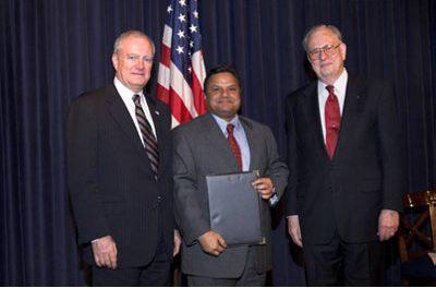 NSF Presidential Award