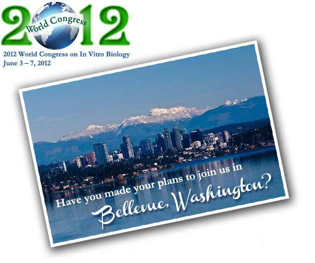 The 2012 World Congress on In Vitro Biology Meeting