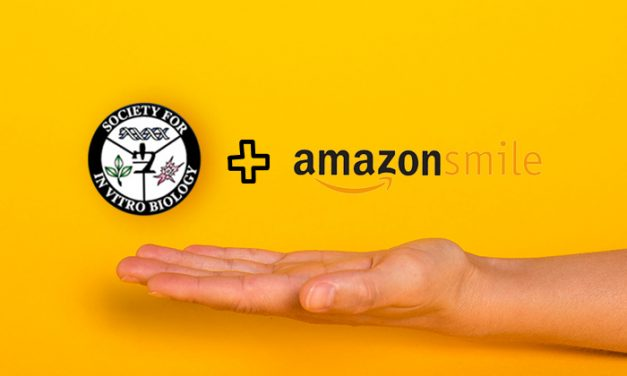 Smile! SIVB is now on Amazon Smile!