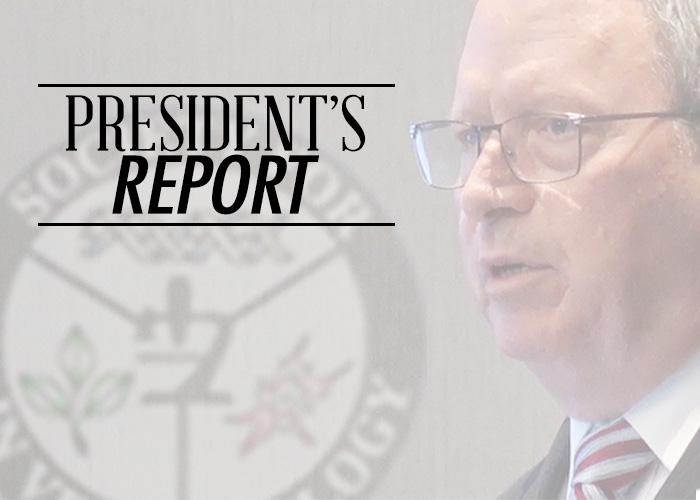 President's Report