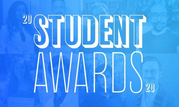 2020 Student Awards
