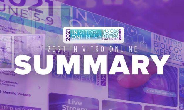 2021 In Vitro OnLine Summary