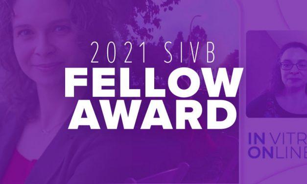 2021 SIVB Fellow Award